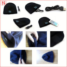 BV/BSCI LICENSE music wireless buletooth beanie hat withheadphone wholesale