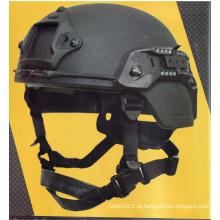 PE Nij Iiia capacete à prova de balas para polícia