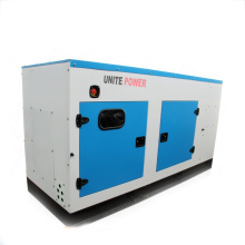 Generador diesel del motor insonoro de Isuzu