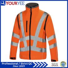Asequible impermeable Hola Viz Workwear Soft Shell chaqueta de lana (YFG113)