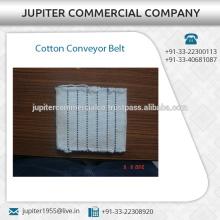 Correia transportadora de algodão de qualidade resistente ao calor do melhor fabricante