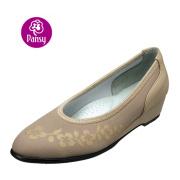 Pansy comodidad zapatos boca bajo diseño zapatos Casual oficina