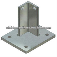 Steel Post Base