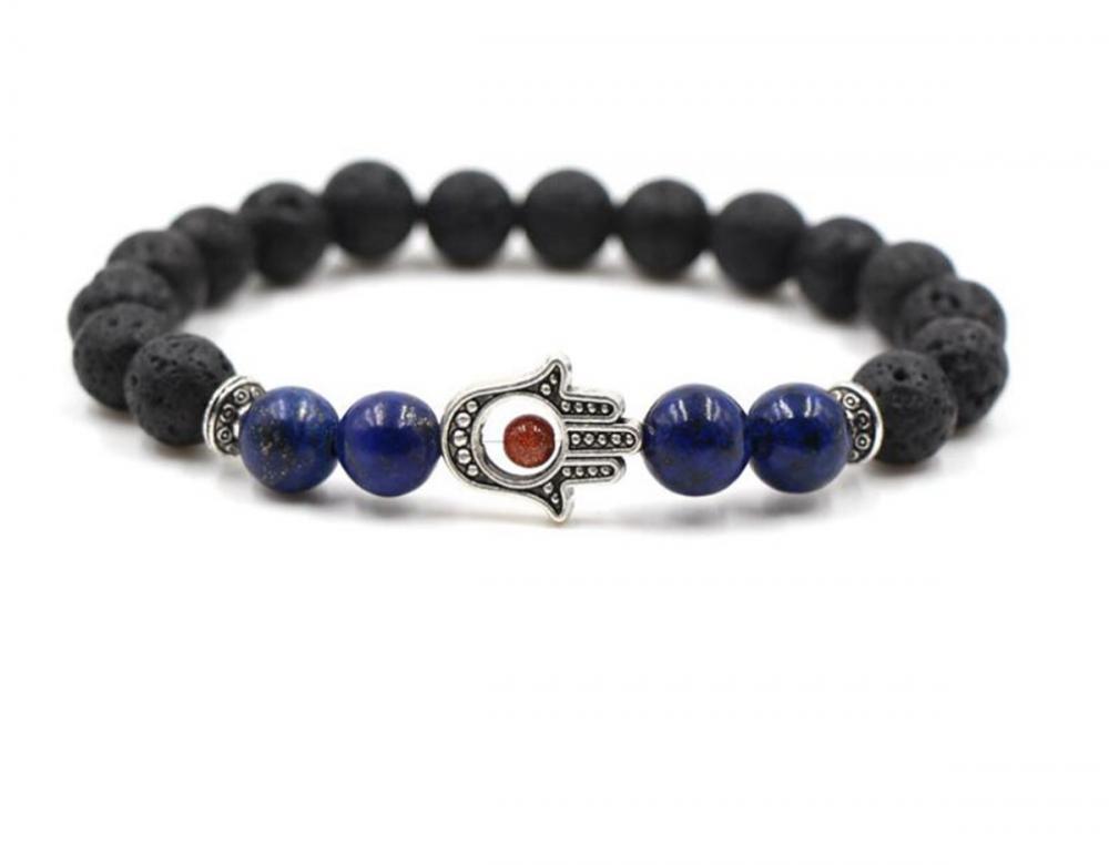 "6 mm NATUREL CORAIL ROUGE Bracelet Rond Perles Gemme Stretch Bracelets 7.5/"""