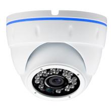 2015 cámara de CCTV CC IR AHD, cámara de CCTV de domo IR de color de 2.0MP AHD