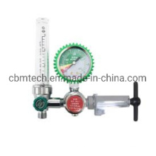 Medical Oxygen Regulators with Flowmeters and Humidifiers Medical Gas Pressure