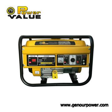 Hauptleistungs-Standby-Benzin-Brennstoff-beweglicher batteriebetriebener Generator