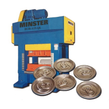 Prensa de conversión minster de venta caliente para una línea de producción de máquina de fabricación de extremo abierto fácil