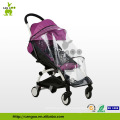 600D Polyester Aluminum alloy luxury baby strollers with quick release strollre europe style