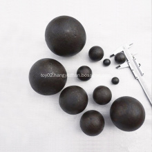 hot rolling unbreakable forged steel grinding ball