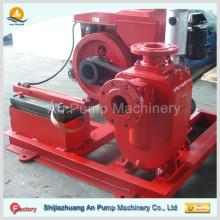 Pompe à amorçage centrifuge auto-stop à haute pression