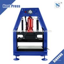 FJXHB5-N1 12Tons Hochdruck 8x10 hydraulische pneumatische Kolophoniumpresse