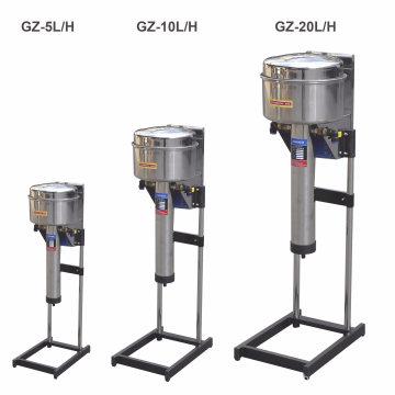 Destilador vertical da água do controle do automóvel da indústria