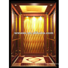 Luxury Passenger Elevator Without Machine Room