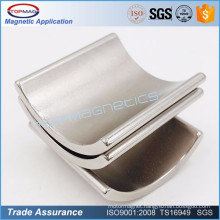 Arc Shape Segment Neodymium for Wind Turbine Generator