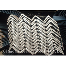 Q195, Q215, Q235, Q345, Ss400, A36, S235 Barre d'angle en acier au carbone