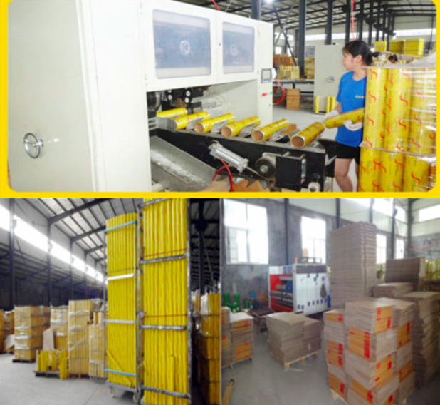 PVC film for food packing