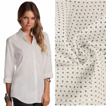 128х64 115gsm хлопок стрейч поплин девочка длинный рукав ткань женщин гостиная ткань рубашки хлопка женские деловые рубашки ткань