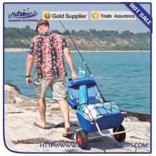 Blue Metal Fishing Chair с конкурентоспособной ценой, продажи хорошо в Мексике