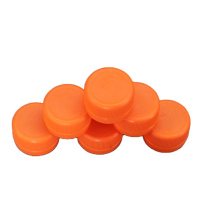China Manufacturer Supply Cheap And Good Quality  28 Mm Orange Beverage Bottle Cap