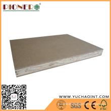 Ausgezeichnete 1220 * 2440mm OSB für Bau oder Möbel