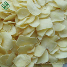 White high quality low price dehydrated vegetables garlic flakes