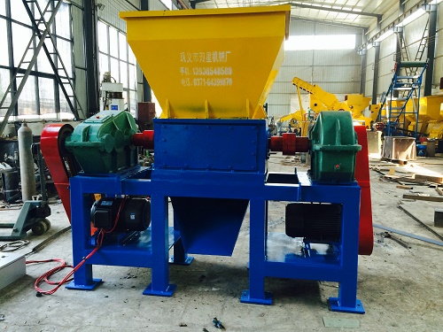 Metal Recycle Crusher