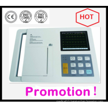 Promotion! Portable Digital Three Channel ECG with CE and ISO proved (MSLEC13W)