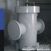 Vatac Carbon Steel Wcb/Lcb/Wc6 T Strainer