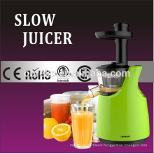 Cold Press Slow Speed System No Patent Problem Slow Juicer