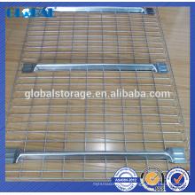 Paneles de cubierta de alambre de acero / Decking de malla de alambre