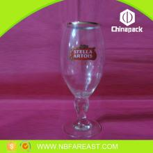 Fareast new design standing cup goblet wine glass