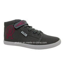 Newest High Top Men Shoes Men′s Injection Footwear (J2606-M)