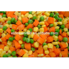 Cultivation IQF frozen vegetable mixed vegetable