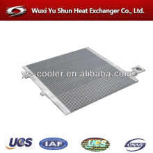 plate and bar designed radiator