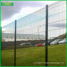 Vente chaude de panneaux de clôture en treillis métallique de haute qualité