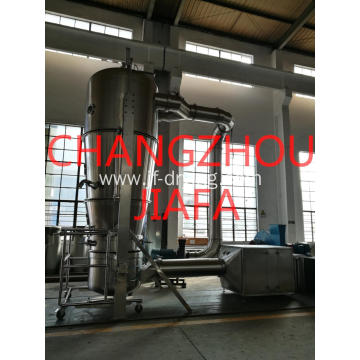 Fluid bed coating machine