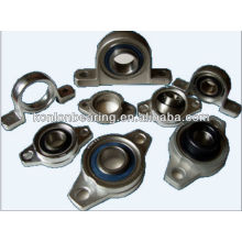 Stainless steel bearing / pillow block bearing UCF series