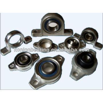 Stainless steel bearing / pillow block bearing UCF series