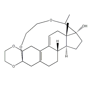 CDB2914 Intermediates Potente Anticoncepcional Oral CAS 54201-84-2
