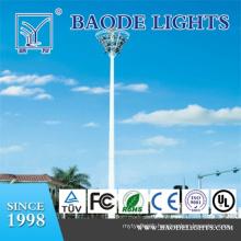 Polygonal 25m High Mast Lighting Tower (BDG25)
