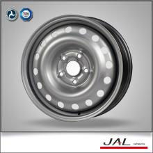 16 polegadas prata carros personalizados rodas peças de aço rodas de carro borda