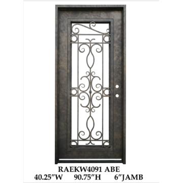 Puertas de hierro forjado de Venecia