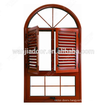 new design aluminum exterior shutters