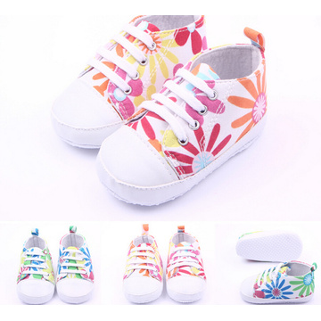 chaussures multicolores pour chaussures 0-24 mois