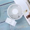 Ultra Quiet Mini Desk Fan with USB Power