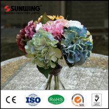 arreglos de flores de orquídeas azul artificial barato