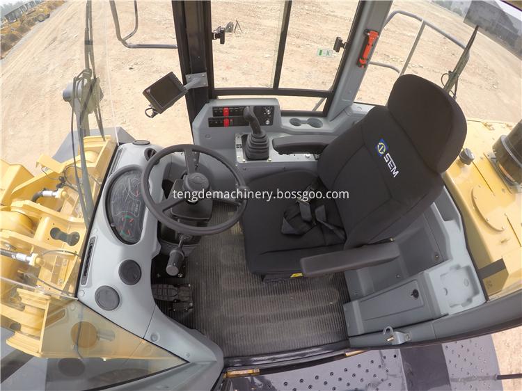 680wheel loader