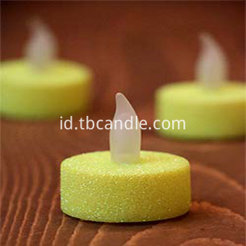 flameless LED tealight candle light