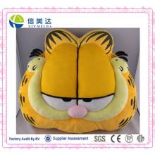 Pelúcia pelúcia pelúcia brinquedo macio brinquedo gato dos desenhos animados